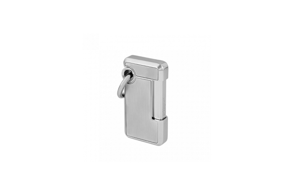 Accendino S.t. Dupont Hooked Argent-o